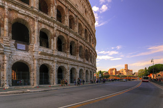 Roma n°34 - il Colosseo