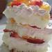 Angelfood Cake with Fruit
