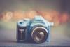 blue MM (Ayeshadows) Tags: monday blue camera