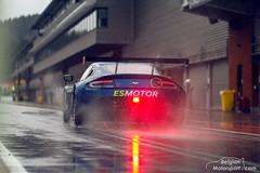 Aston Martin V8 Vantage GTE (belgian.motorsport) Tags: aston martin v8 vantage gte prodrive spa francorchamps test testing testday 2018 fia wec