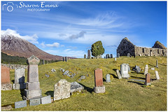 A Beautiful Place To Rest (Cill Chriosd) (Sharon Emma Photography) Tags: aniceplacetorest church christians religion ruins graveyard graves mackinnons boreraig susinish strath cillchriosd christschurch kilchrist beinnnacaillich broadford peninsula thegardenofskye isleofskye skye skai anteileansgitheanach eileanacheã² skãã° cuillins oldwoman saucymary norwegianprincess thebeinn redhills redcuillin snow snowcappedmountains sunshine iconic mountains rocky water loch sky clouds dramatic dramaticlandscape innerhebrides scotland scottishhebrides pictureperfect picturesque view nature naturalworld wildlife wild ngc beautiful pretty ideal stunning peaceful nikon nikond7200 d7200 sharonemmaphotography sharongoldring sharonemmagoldring sharondowphotography sharondow february2018 2018 holiday travelling