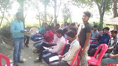 Pre-Departure Training Aspiring Youth in Partapgarh, Uttar Pradesh