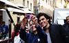 So' ragazzi (Colombaie) Tags: toscana firenze viaggio pasqua 2018 gabriella visitare scoprire arte architettura nabid ezechiel ritratto uomo uomini maschio donna femmina selfie ridere naturale afs intercultura street