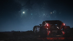 Cyclon night ride 4K 16:9 (Corsair62) Tags: star citizen game screenshot squadron 42 flight space ship cig robert industies pc ingame shot simulator video wallpaper corsair62 photography reclaimer 4k 219 gaming image scifi foundry cloud imperium games people photo olisar station dragonfly starkitten road cyclon night ride