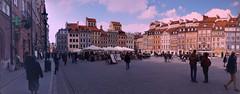 Panoramica Varsovia (ergos35) Tags: varsovia polonia plaza ciudad antigua europa mercado centro