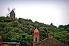 Windmill of Collioure, Roussillon, Vermillion coast, France. (Domènec Ventosa) Tags: collioure francia montaña árboles naturaleza molino iglesia arquitectura france montana trees nature windmill church architecture