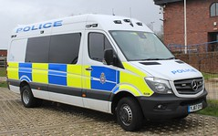 YJ67 DYW (Ben Hopson) Tags: west yorkshire police mercades benz sprinter protected personnel carrier osu riot van operational support unit 2017 999 yj67 dyw yj67dyw