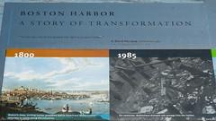 Boston Harbor's Story of Transformation (kuntheaprum) Tags: majorthomasmeninopark menino charlestown boston cityscape nikon d80 samyang 85mm f14 water tobinbridge cityofboston