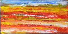 Big heat (Peter Wachtmeister) Tags: artinformel mysticart modernart popart artbrut phantasticart minimalart abstract abstrakt acrylicpaint surrealismus surrealism hanspeterwachtmeister
