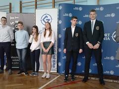 """Sukcesy naszych uczniów w projekcie """"Gdynia, moje miasto - okno na świat"""""""