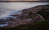 walk your path (cheezepleaze) Tags: sunset dusk water path rocks sea waves bay victorharbour longexposure coastline hss