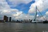 Erasmus bridge (Alex Chirila) Tags: canoneosm10 ef70300mmf456isusm erasmus rotterdam building bridge