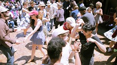 French Quarter Fest 2018 - Swing Dancers