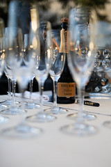 Prosecco with glasses (Katzenfutter) Tags: stock food fingerfood 35mm sigma d850 nikon dof bokeh