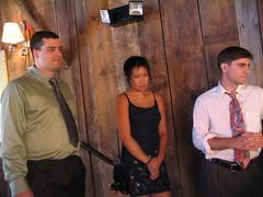 Scott, Chris, & Kevin (AzyxA) Tags: chris wedding scott kevin christina reception xingu sdk