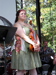 Gaia Consort at Faerie Worlds 2006: Sunnie