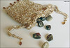 Drawstring Bag (Leigh_M) Tags: bag crochet purse crocheted handbag wicca pagan rune runes runestone futhark heathen crocheting chainmaille drawstring asatru drawstringbag heathenry crochetbag crochetedbag jewelrybag
