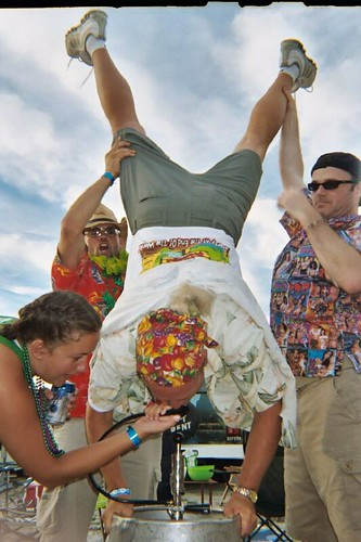 More keg stands from these guys!