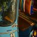 Autorickshaw Closeup