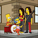 Jack & Meg White Guest Appearance in the new Simpsons Series