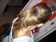Frisur von hinten (majamee) Tags: lockenwickler agirlsdayout