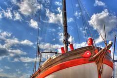 PIRATES (otrocalpe) Tags: italy boat italia pirates numana hdr barcone otrocalpe
