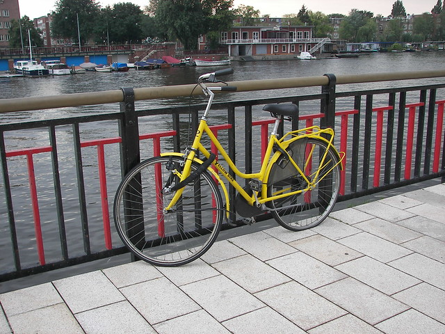 Fency bike