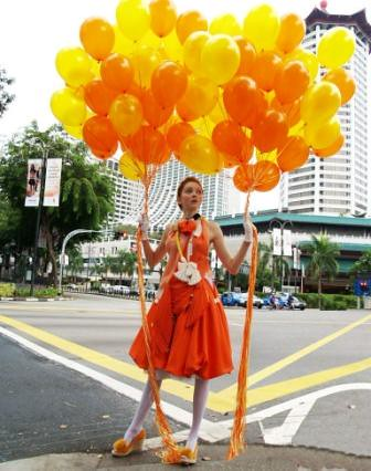 Lily Cole at Orchard Road by Lilii
