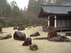 A cold rain over the islands (aurelio.asiain) Tags: temple zen rockgarden  mountkoya aurelioasiain ionushi asiain mexicaninjapan superbmasterpiece