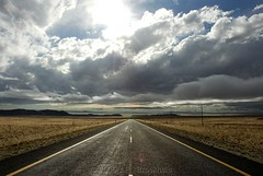 Road To Nowhere: The Origin (Makgobokgobo) Tags: africa road southafrica namaqualand