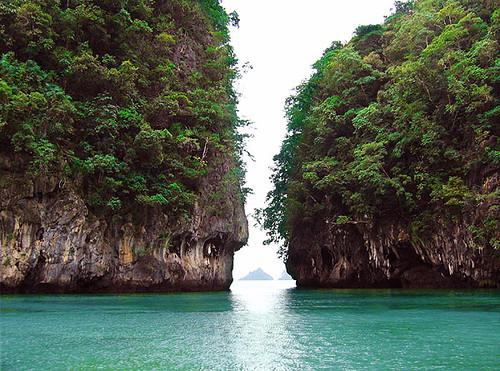 Hong Island, Krabi, Thailand,
