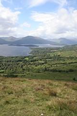 Climbing Conic Hill 15 (afcone) Tags: scotland lochlomond conichill