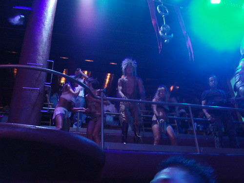 dancers amnesia ibiza