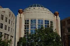 Jefferson County Courthouse, Golden, Colorado (Thad Roan - Bridgepix) Tags: building architecture golden colorado denver courthouse municipalbuilding countycourthouse goldencolorado jeffersoncounty uscccojefferson