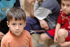 MUNDO UNO (jam-L) Tags: street portrait face algeria eyes dof childrens enfants algerie rue hummingbirdxmas regard algiers alger thecasbah  blackribbonicon