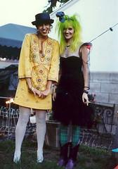 Alice Bag & Dinah Cancer (alice_bag) Tags: postpunk dinahcancer