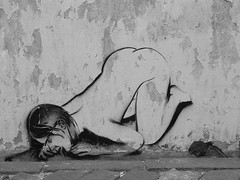 amsterdam streetart (wojofoto) Tags: streetart amsterdam graffiti stencil stencilart □ wolfgangjosten □□ wojofoto wsawof □□□ notetag noteframe