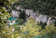 Bird's view again (monika & manfred) Tags: tree nature water landscape croatia waterfalls mm plitvice utataview