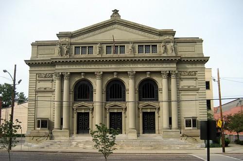Memorial Hall, Cincinnati