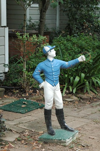 Lawn Jockey - Full pic