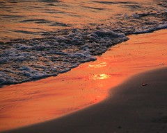 Reflected Sunrise (RobW_) Tags: reflection sunrise 2006 september greece zakynthos tsilivi natureslight interestingness244 sep2006 10sep2006 explore12sep06