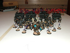 Nominee for best painted army