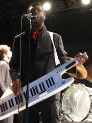 The Dears, Bowery Ballroom, 9/12