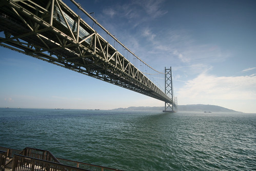 Akashi Kaikyo Bridge 明石海峽大橋
