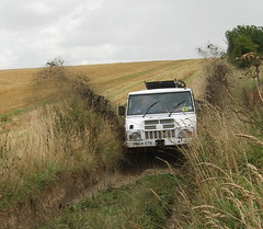 Mud (Mrsuperpants) Tags: road green boat offroad rover off lane land salisbury landrover plain offroading pinzgauer greenlaning roading