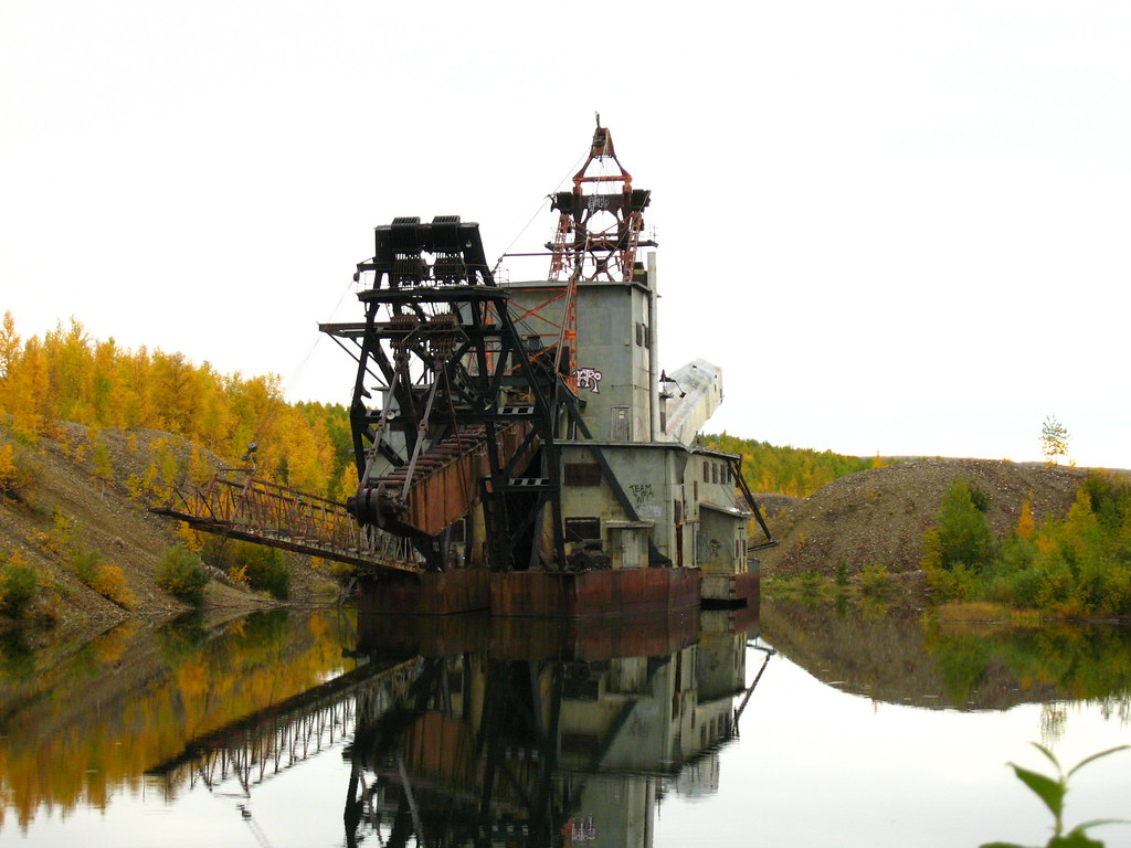 Gold Dredge No. 3