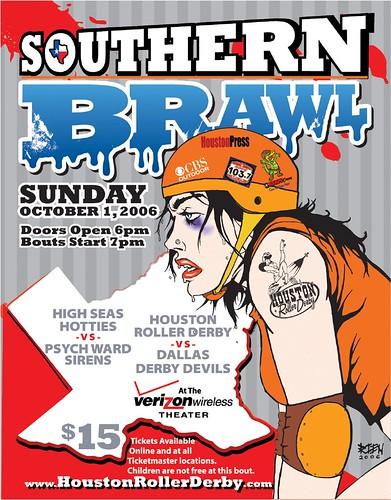 southern brawl f