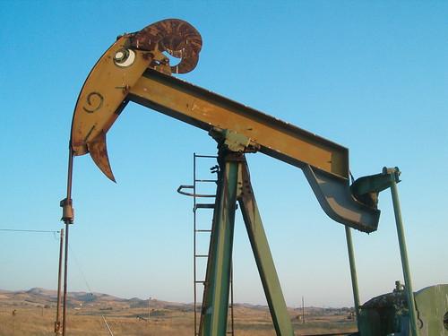 Oil Ram