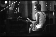 kristin in studio - by el fletcher