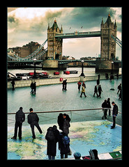 Identity (brunoat) Tags: uk bridge winter england people london tower thames towerbridge puente torre quality identity londres tamesis brunoat brunoabarca